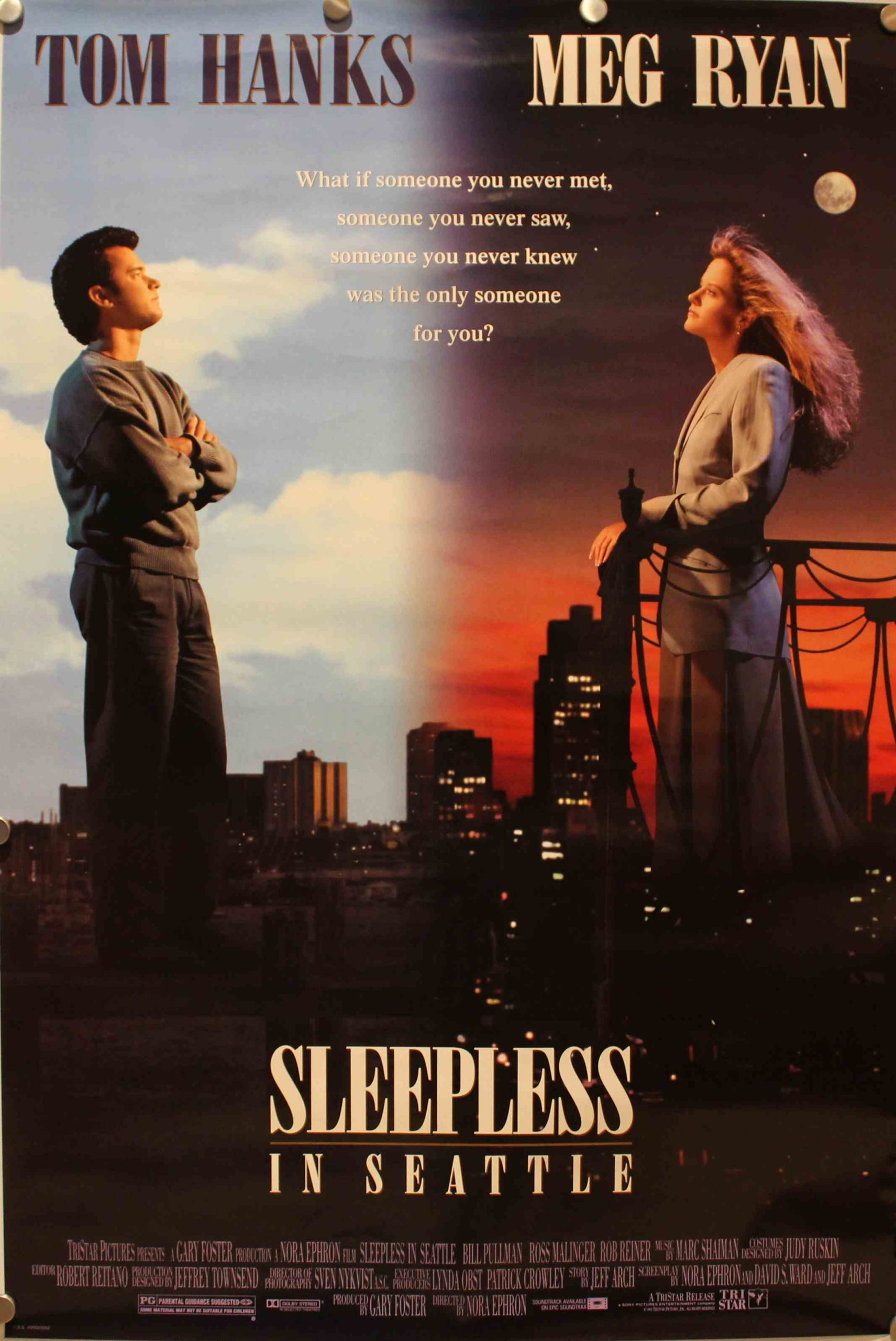 Sleepless in Seattle - The world of Premiere Movie Posters.